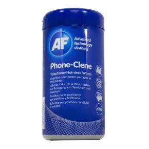 AF Phone-Clene Telephone Hygiene Wipes