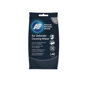 AF Hearing Protection Wipes (40 Wipes)