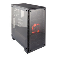 EXDISPLAY Corsair Crystal Series 460X ATX Mid-Tower Case