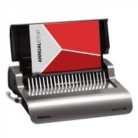 Fellowes Quasar-E Electric Comb Binding Machine