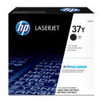 HP 37Y Extra High Yield Black Toner Cartridge - CF237Y