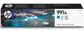 HP 991A Cyan Original PageWide Ink Cartridge - M0J74AE