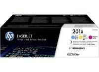 HP 201X High Yield Colour Original Toner Cartridge - CF253XM