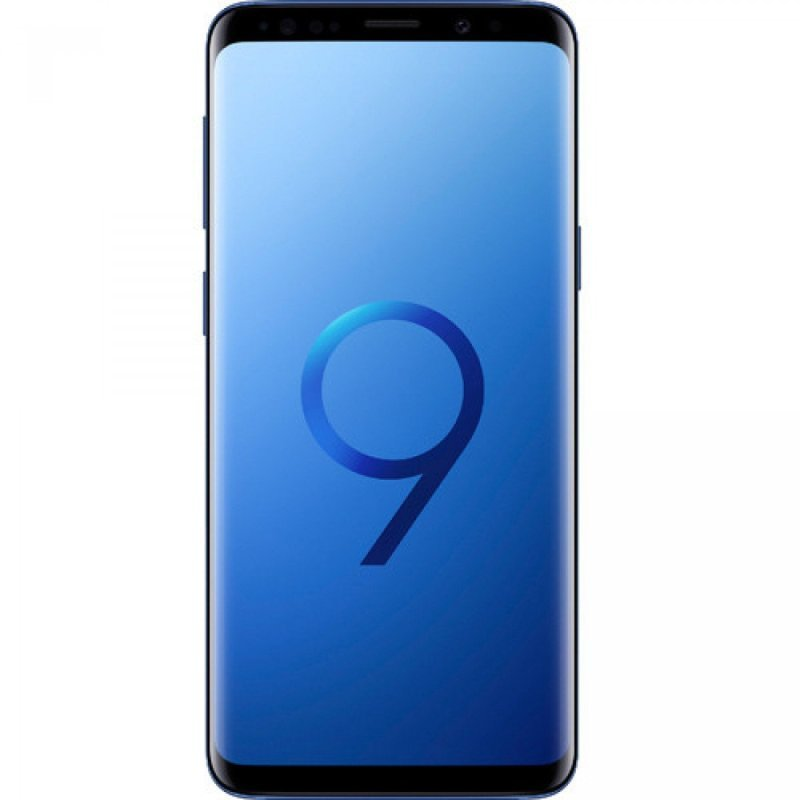Samsung Galaxy S9+ 128GB Phone - Coral Blue