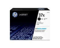 HP 37X High Yield Black Original Toner Cartridge - CF237X