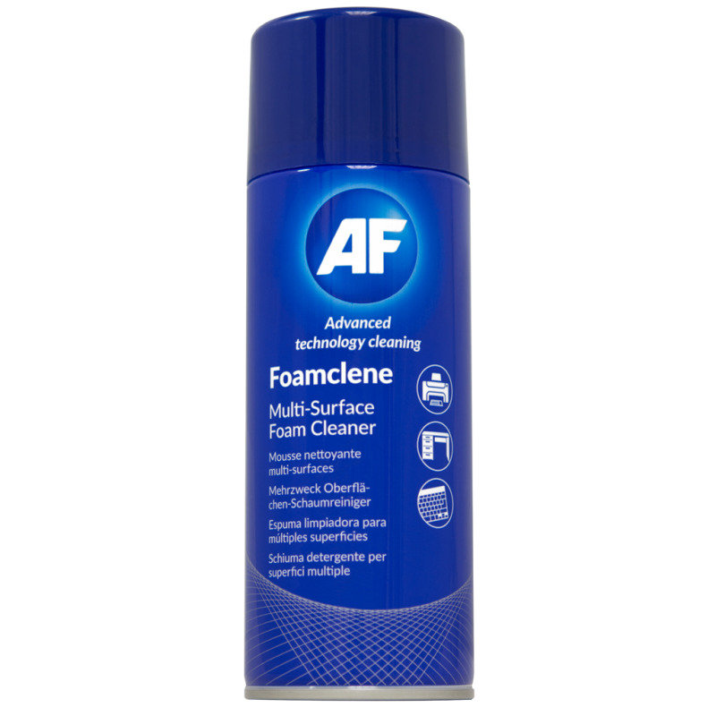 Image of AF Foamclene Anti Static Foaming Cleaner 300ml (1 Pack)