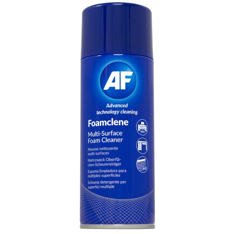 AF Foamclene Anti Static Foaming Cleaner 300ml (1 Pack)