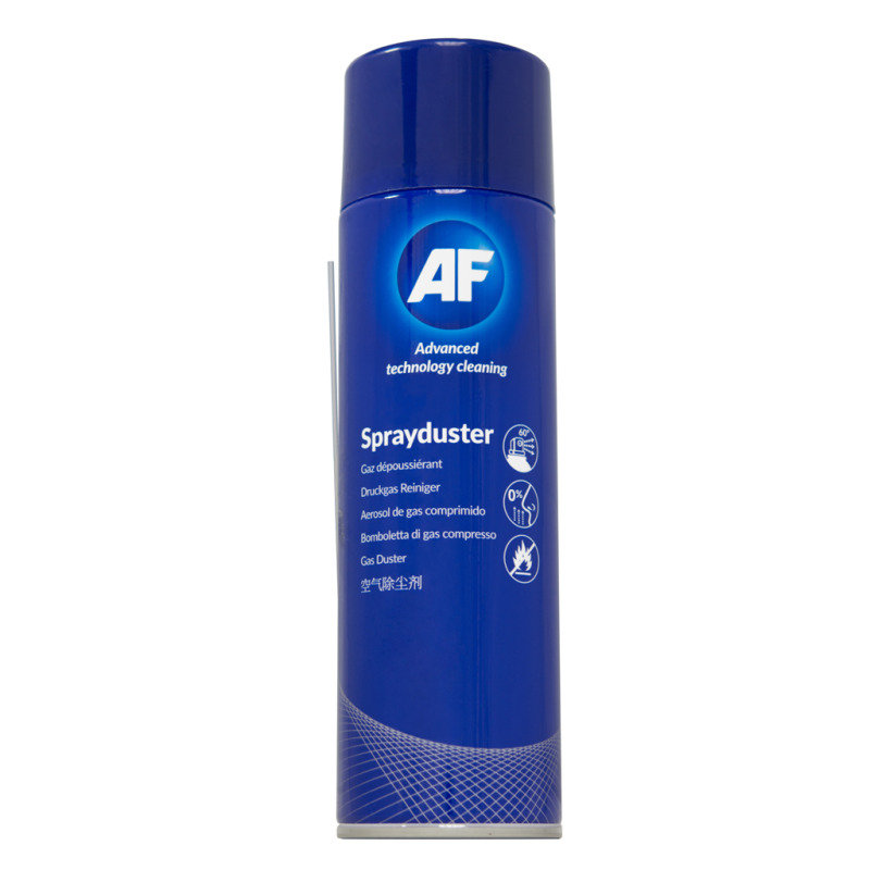 AF 342ml Sprayduster Non-Flammable Air Duster