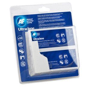 AF Ultraclene Keyboard Cleaning Wipes (10 Pack)