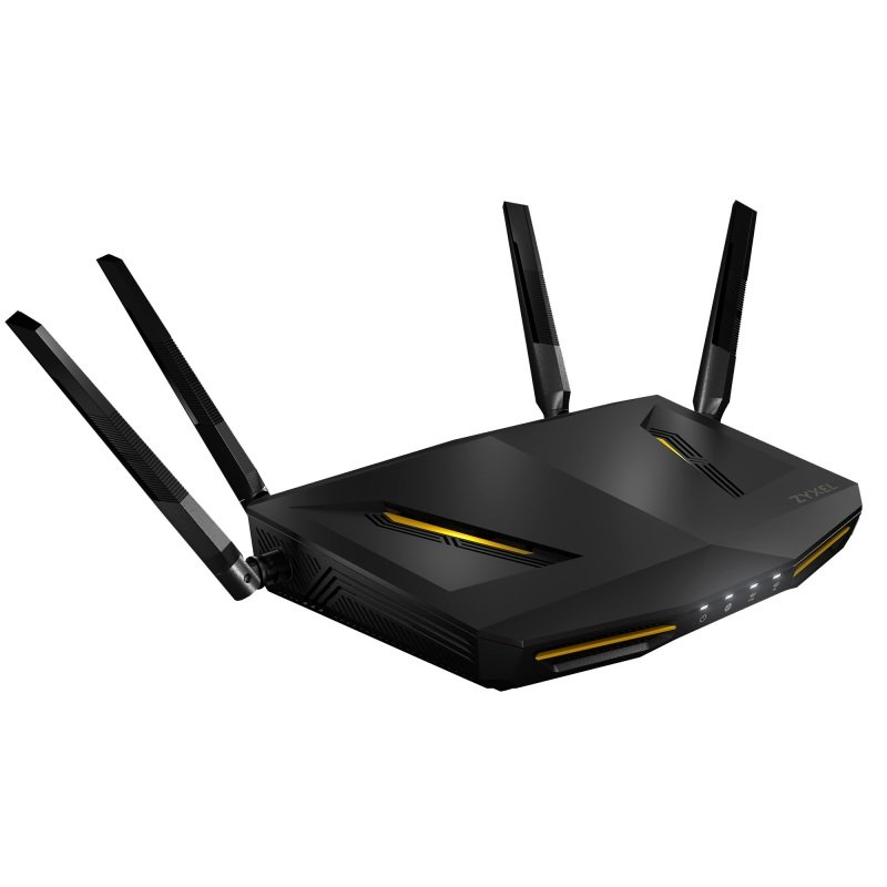 Zyxel Armor Z2 - AC2600 MU-MIMO Dual Band Wireless Gigabit Router