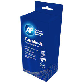 AF Foam Tipped Buds (Pack of 100)
