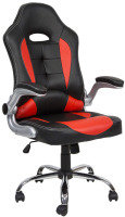 EG 210 Black and Red Gaming Chair