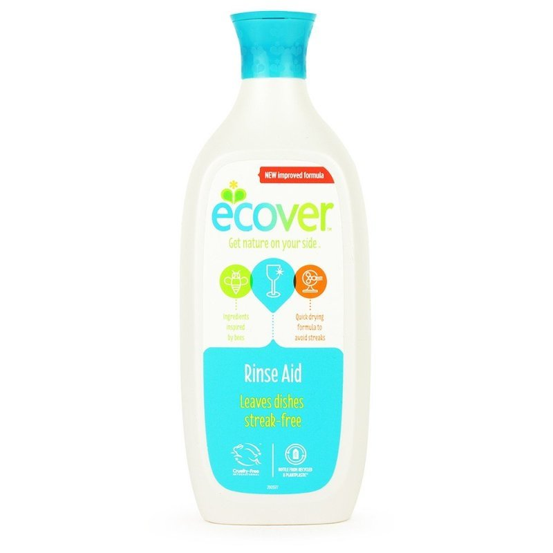 Image of Ecover Dishwasher Rinse Aid (1 Pack)