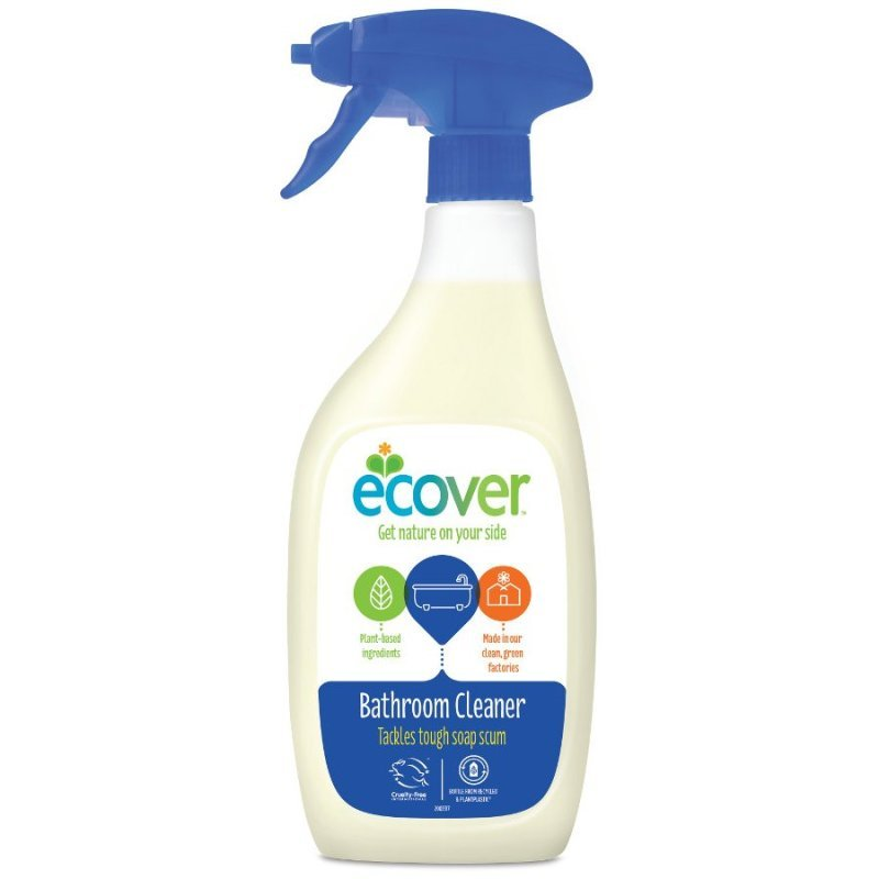 Ecover Bathroom Cleaner 500ml (1 Pack)