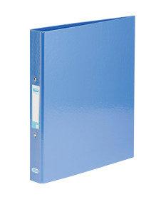 Elba Classy Ringbinder A4 Met Blue (Pack of 3)