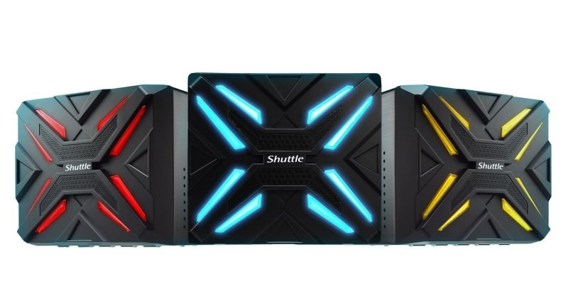 Shuttle SZ270R9 Socket 1151 DDR4 Barebone