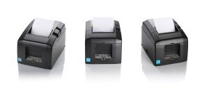 Star TSP654iid-24 Grey High-spec Receipt Printer