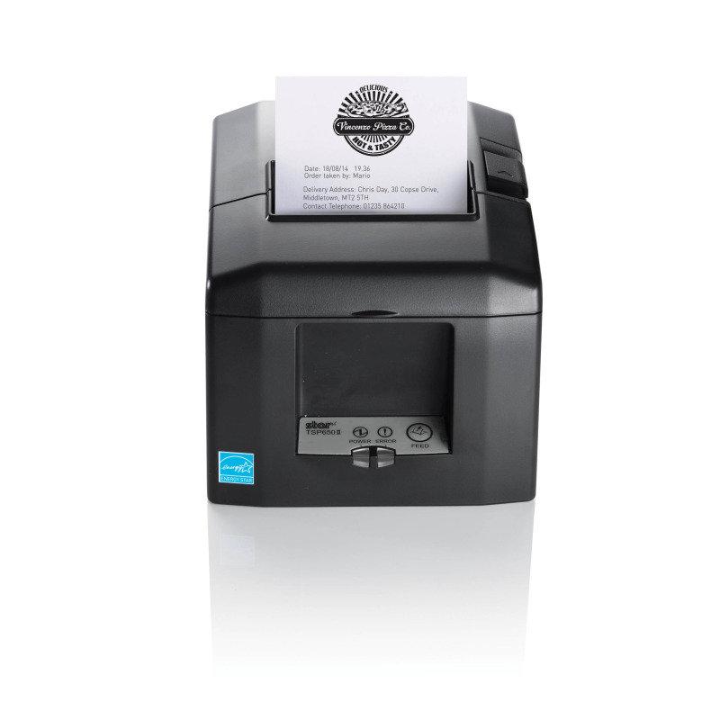 Star TSP654IIU-24 GRY Direct Thermal Printer