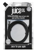 Juice XXL Lightning Cable Black 3M