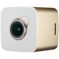 Prestigio Roadrunner Cube 530 Gold/White Dash Camera