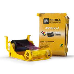 Zebra ZXP Series 3 YMCKO Colour Printer Ribbon