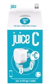 Juice C Mains Charger - Detachable Cable