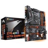 Gigabyte Z370 AORUS ULTRA GAMING WIFI LGA1151 DDR4 ATX Motherboard