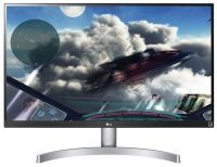 "27UK600-W 27"" Class 4K UHD IPS LED Monitor"