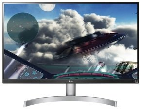 "27UK600-W 27"" Class 4K UHD IPS LED Monitor"