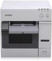 Epson ColorWorks C3400 - LAN Desktop Colour Label Printer