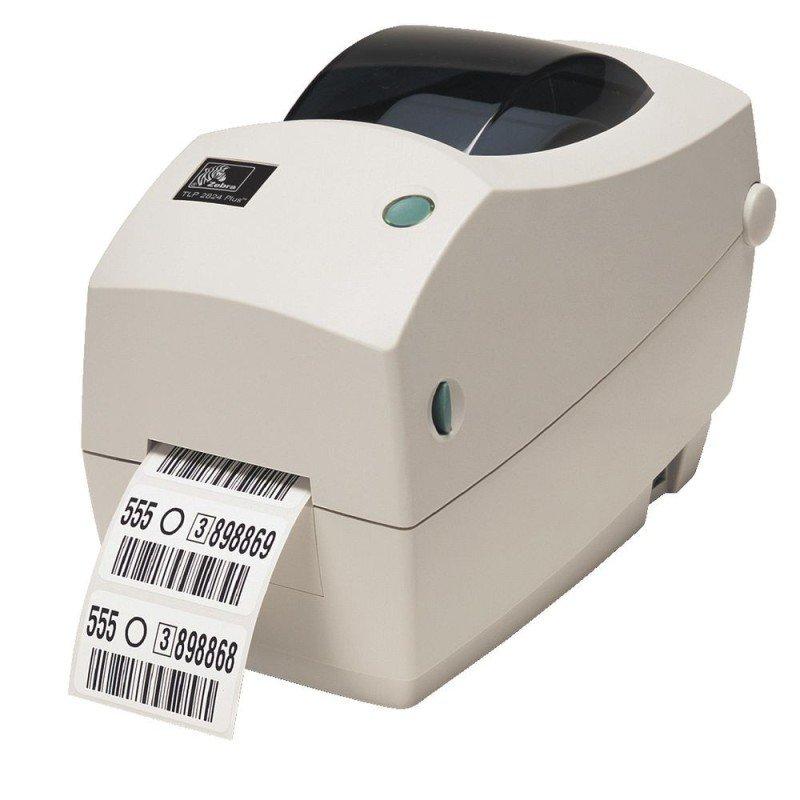 Zebra TLP 2824 + Thermal Transfer Desktop Printer
