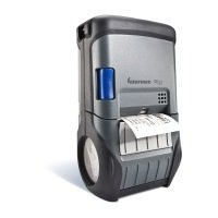 Intermec PB32 Mobile Direct Thermal Label-Receipt Printer