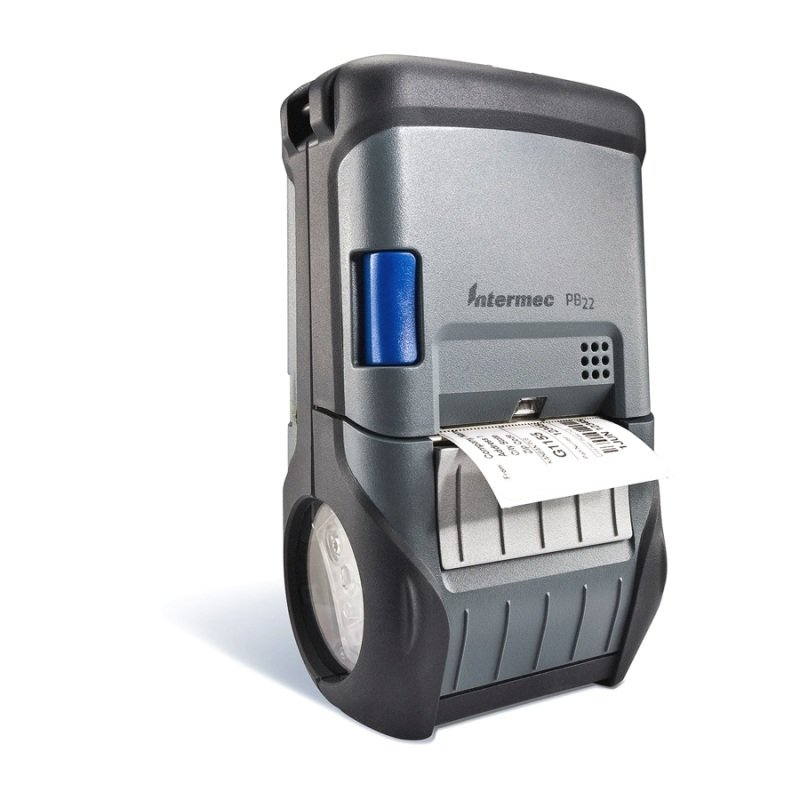 Intermec PB32 Mobile Direct Thermal Label-Receipt Printer