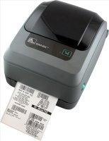 Zebra GX430T High-Resolution Thermal Transfer Desktop Printer
