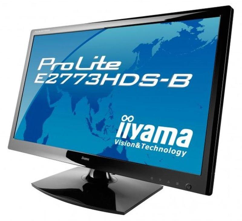 """Iiyama E2773HDS TFT LCD 27"""" HDMI Monitor"""