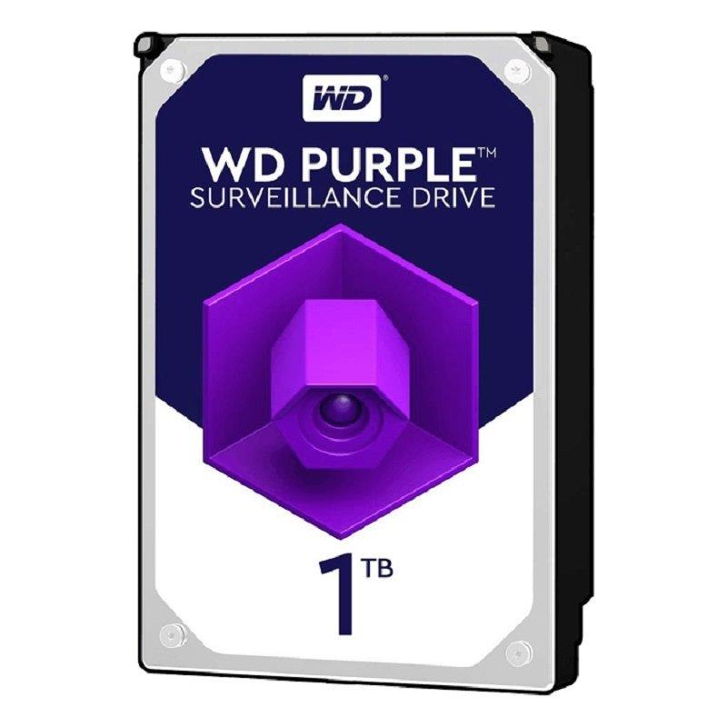 HDD Purple 1TB 3.5 SATA 6Gbs 64MB