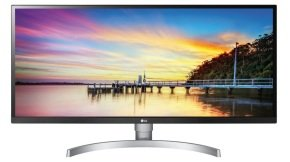 34WK650-W 34 Inch UltraWide FHD IPS Display Monitor