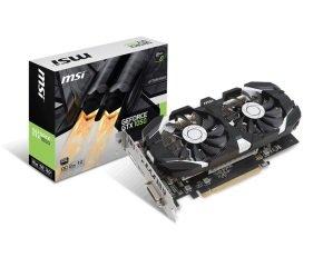 MSI GeForce GTX 1050 2GB OCV1 GDDR5 Graphics Card