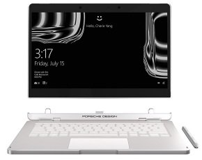Porsche Design Book One 2-in-1 Laptop