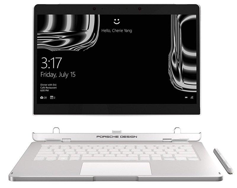 Porsche Design Book One 2-in-1 Laptop