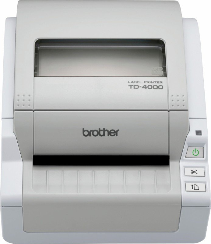 Brother TD 4000 Mono Direct Thermal Label printer