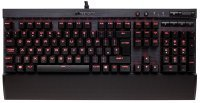 Corsair K70 LUX Mechanical Keyboard - Cherry MX Blue