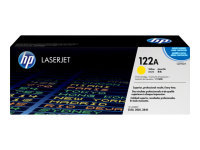 EXDISPLAY HP 122A Yellow Toner Cartridge - Q3962A