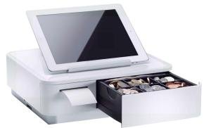 Star mPOP 10 White POS Receipt Printer and Cash Drawer