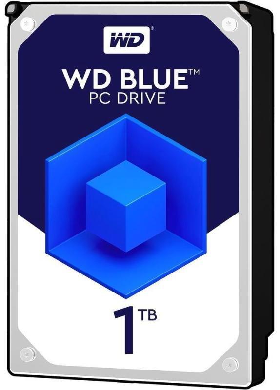 "Image of WD Blue 1TB 3.5"" SATA Desktop Hard Drive"