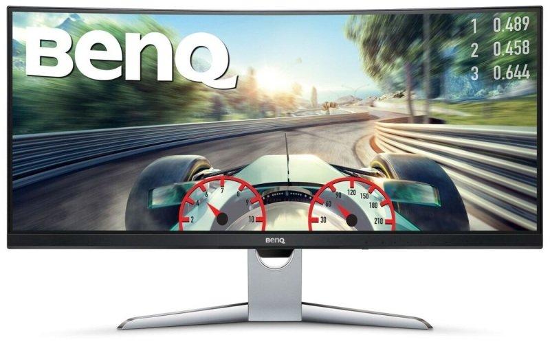"""Image of BenQ EX3501R 35"""" UWQHD LED Curved Monitor"""