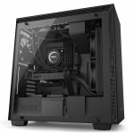 NZXT H700i Mid Tower Case - Black