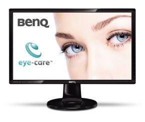 """BenQ GL2460 24"""" LED VGA DVI Monitor"""