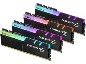 G.Skill Trident Z RGB 64GB (4 x 16GB) DDR4 2400MHz