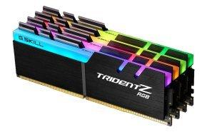 G.Skill Trident Z RGB 64GB (4 x 16GB) DDR4 3200MHz C15